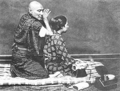 Shiatsu is an ancient japanese discipline